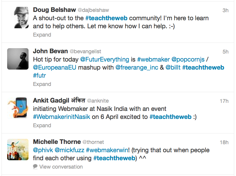 #teachtheweb