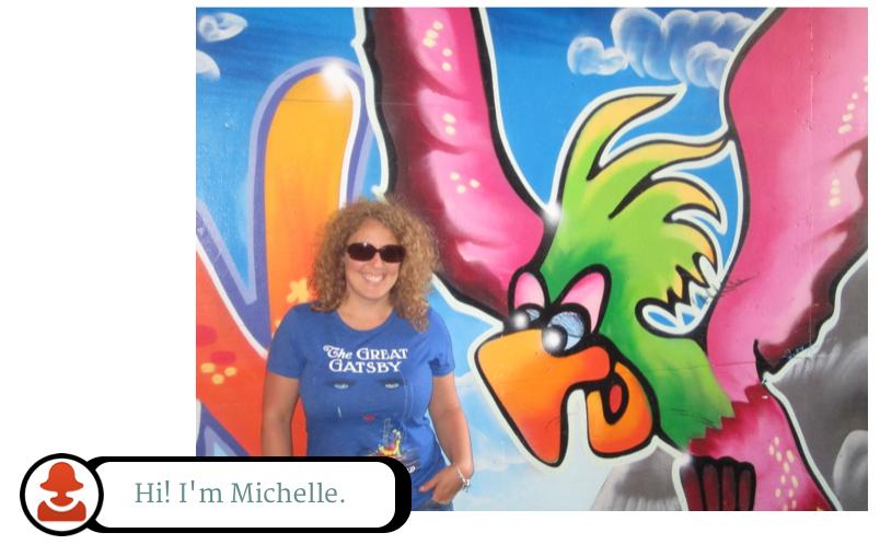 Hi, I'm michelle