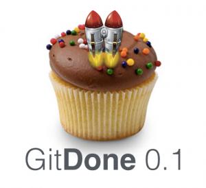 GitDone 0.1 cupcake.001